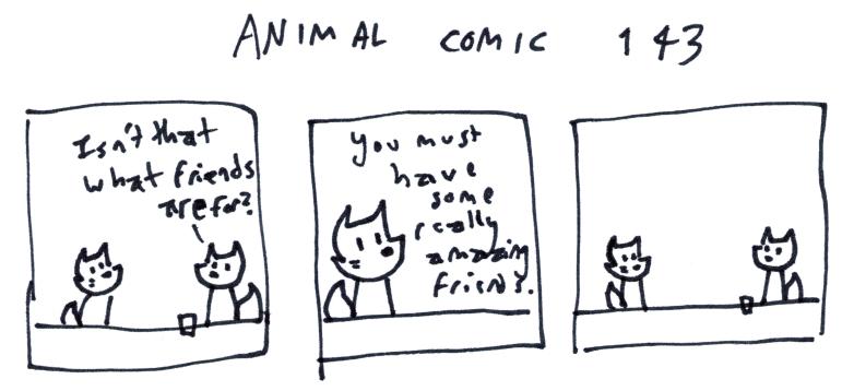 Animal Comic 143
