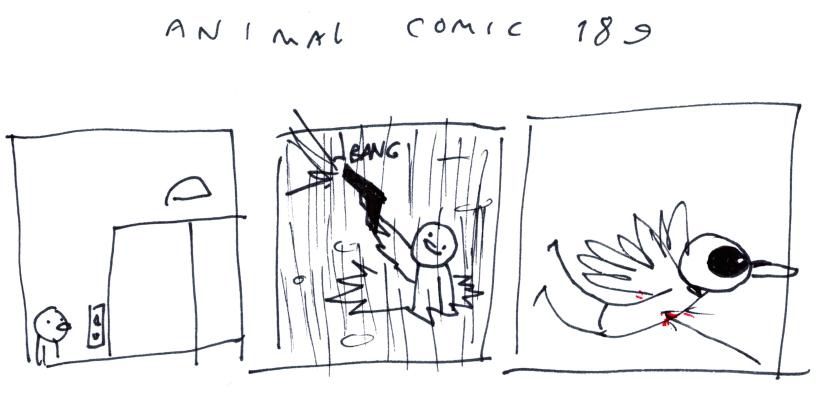 Animal Comic 189