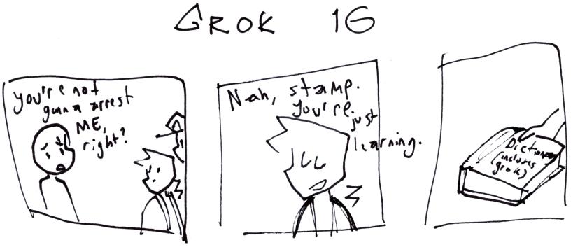 Grok 16