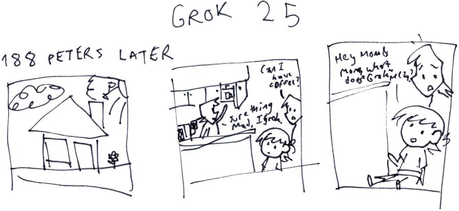 Grok 25