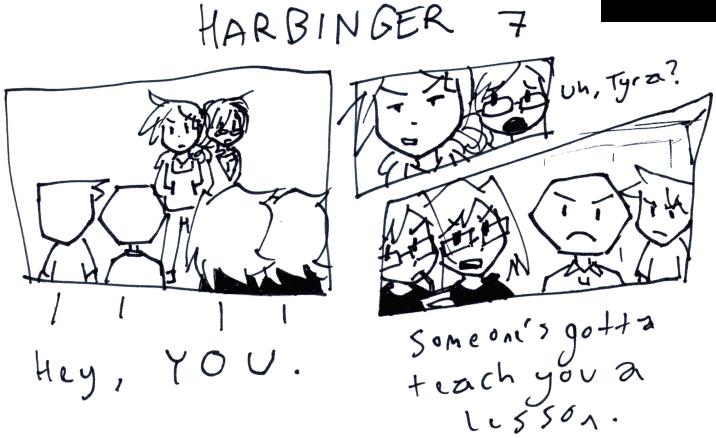 Harbinger 7