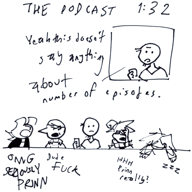 The Podcast 1:32