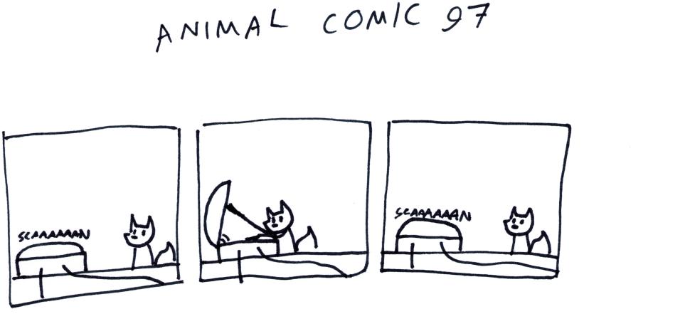 Animal Comic 97
